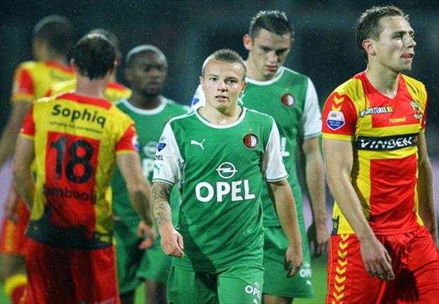 Feyenoorder wil dit seizoen vechten voor een prijs