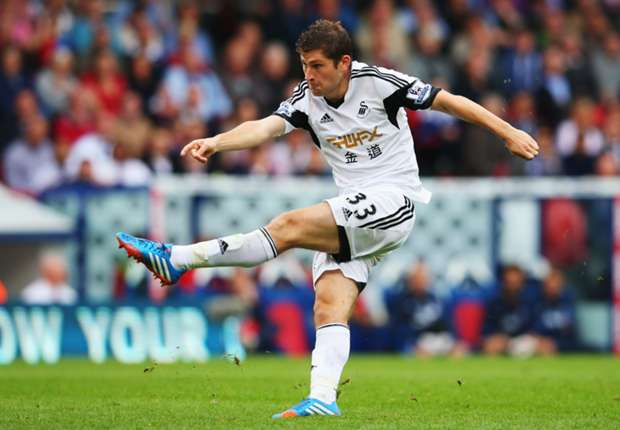 Injured Ben Davies to miss at least two Swansea games - Laudrup