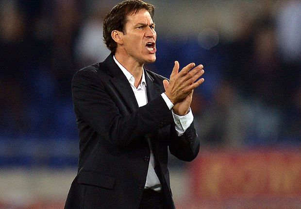 Rudi Garcia pleased with Roma intent