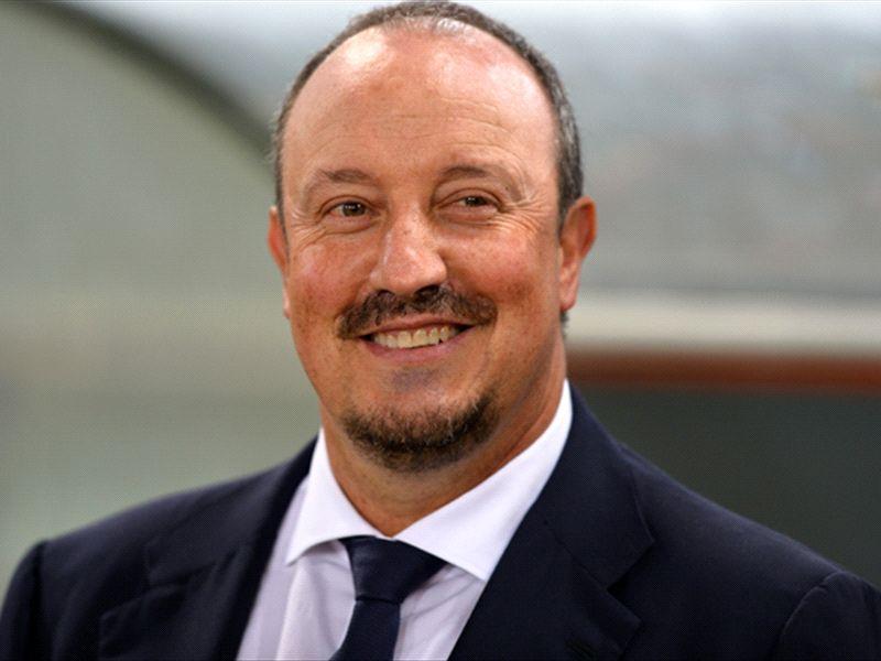 Napoli playing at 75 per cent - Benitez