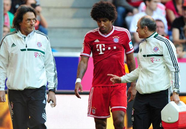 Bayern defensive crisis grows with Dante injury