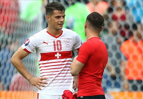 Xhaka: Win over Man Utd my career best