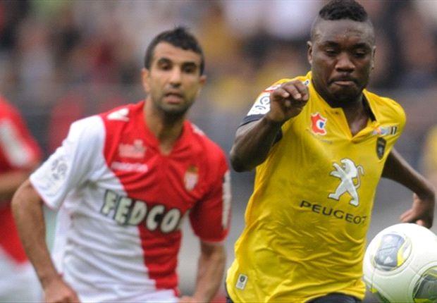 Monaco gelijk, PSG alleen aan kop