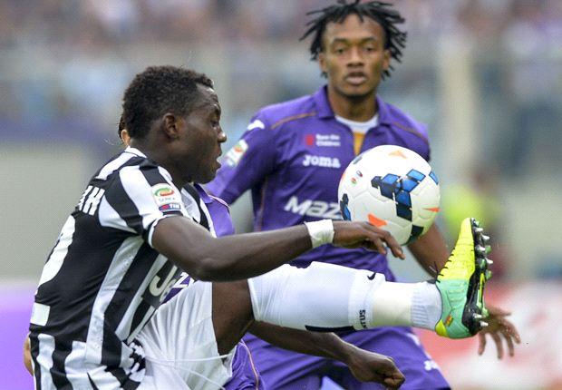 La Fiorentina di Cuadrado sfiderà la Juventus
