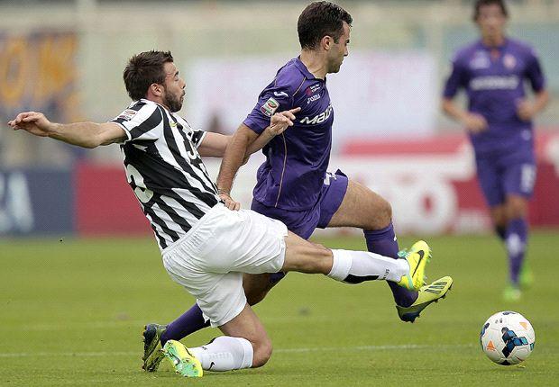 Barzagli speechless over Fiorentina fightback
