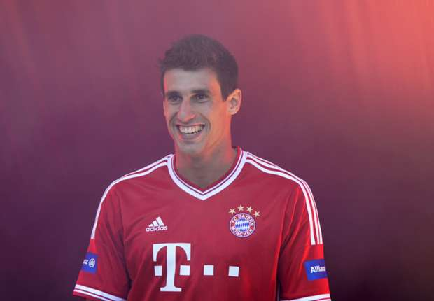 Martinez returns to Bayern training