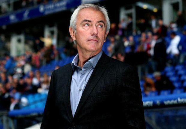Unter Bert van Marwijk ist der Hamburger SV noch ungeschlagen