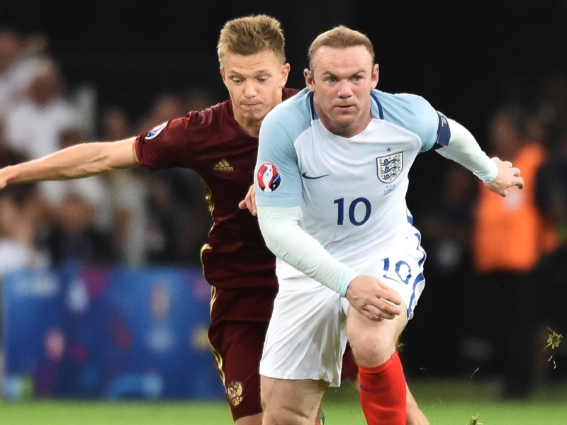 Debutto amaro, Rooney: Ora si deve reagire col Galles