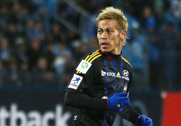 Keisuke Honda bergabung ke AC Milan Januari?
