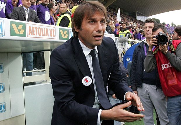 Conte, due Scudetti con la Juventus