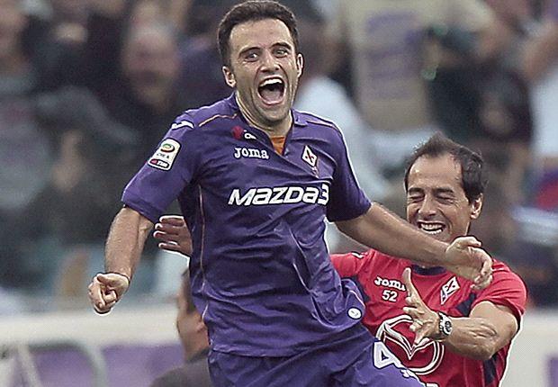 Giuseppe Rossi erlegte Juventus mit einem Dreierpack