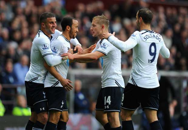 Townsend has become a constant threat, says Villas-Boas