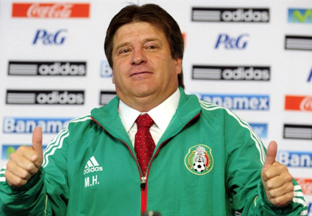 Herrera named Mexico coach for World Cup 2014