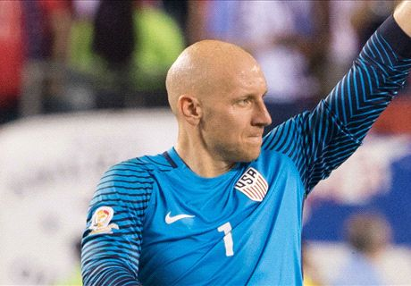 Sources: Guzan talks mean Johnson move