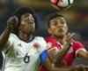 Colombia 2-3 Costa Rica: Pekerman lineup changes costly in Copa America