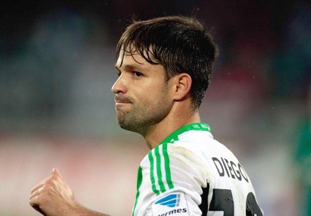 Diegos Zukunft in Wolfsburg ist derzeit ungewiss