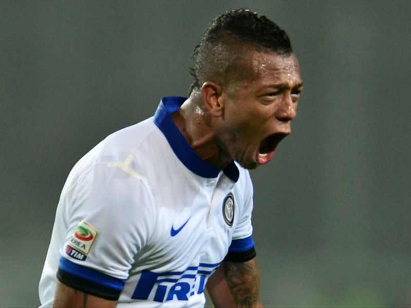 Guarin-Tottenham and Icardi-Stoke?