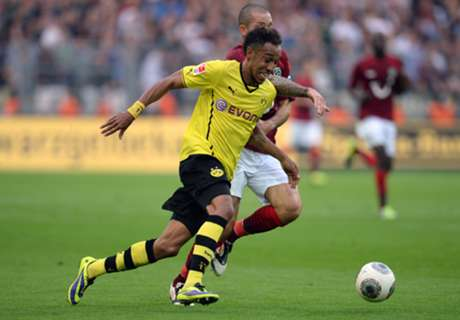 Aubameyang: We want to take advantage of Marseille