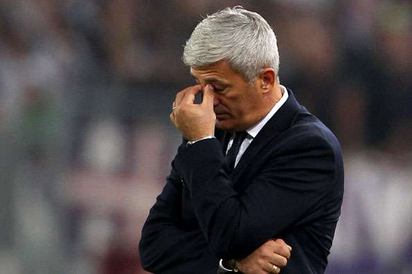 From hero to zero - Lazio's lethargy leaves Petkovic on the brink