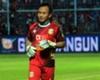 Kiper Bhayangkara Surabaya United Incar Sarung Tangan Timnas Indonesia