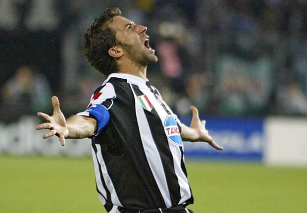 Semifinale 2003, l'urlo di Del Piero contro il Real