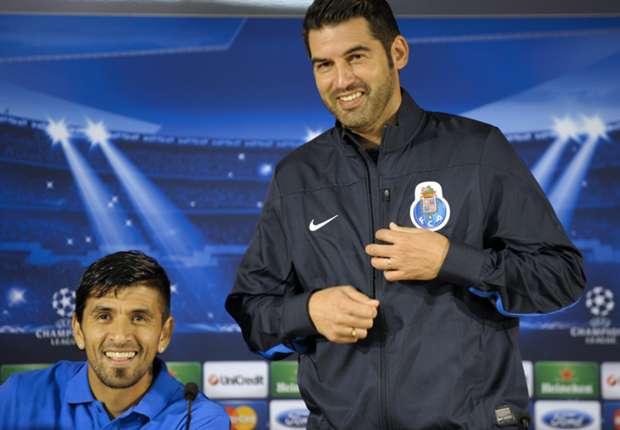 Fonseca: Zenit clash crucial for Porto