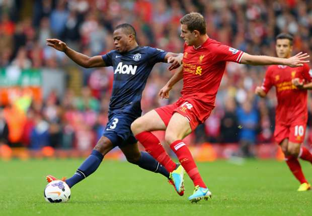 Evra has been a 'great figure' at Manchester United - Moyes