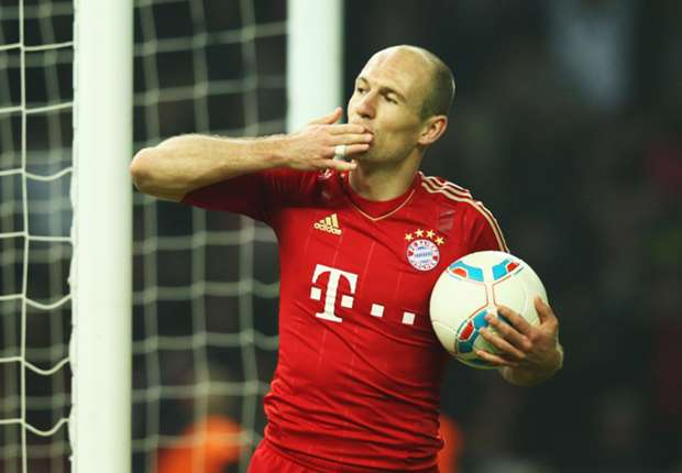 Bayern Munich-Viktoria Plzen Preview: Robben hoping to equal goalscoring record against Czechs
