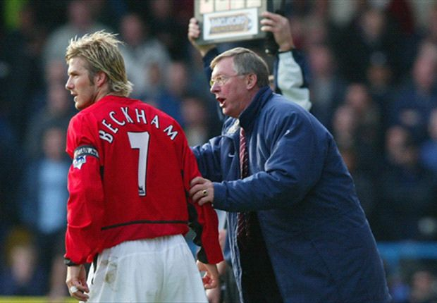 Beckham's hunger for fame led to his Manchester United exit, says Ferguson