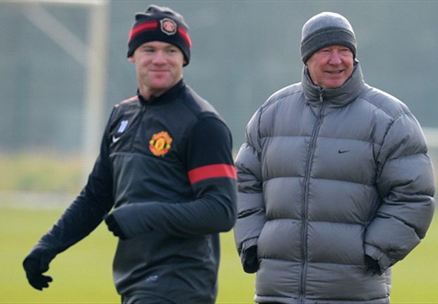 Fitness, fights & transfer requests - Ferguson lifts lid on Rooney relationship