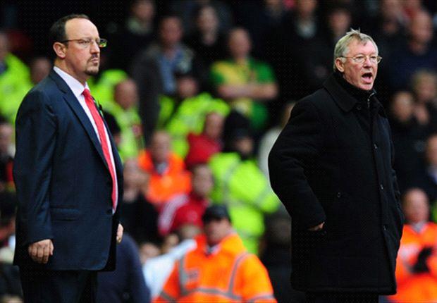 Benitez ignores Ferguson barb