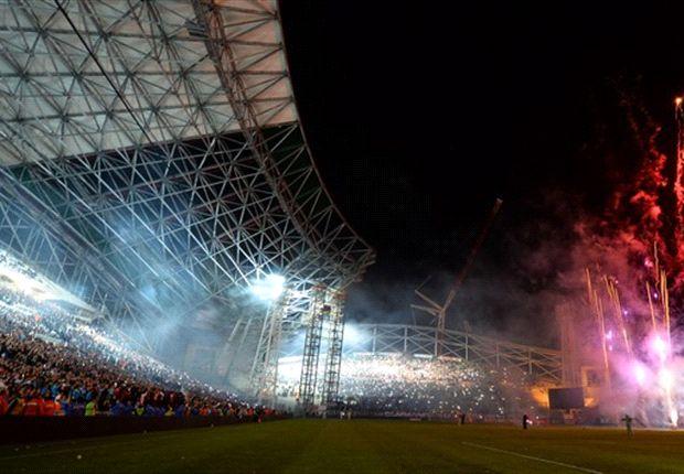 Scontri tra tifosi del Napoli e quelli del Marsiglia prima del match di Champions