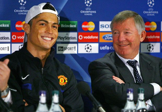 Ronaldo: Fergie one of my only football friends