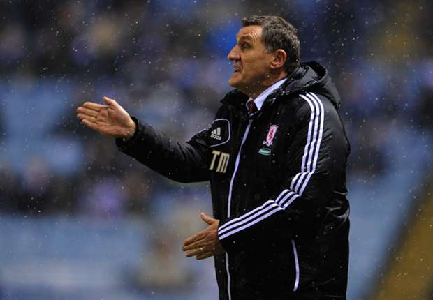 Manager Mowbray leaves Championship side Middlesbrough
