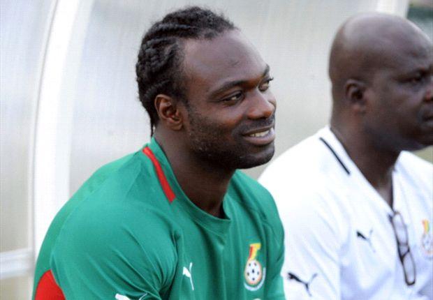 John Mensah Ghana Black Stars