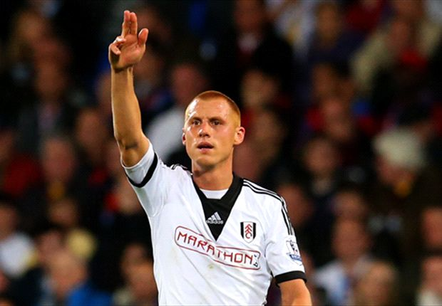 Fulham boss Meulensteen confident on Sidwell contract