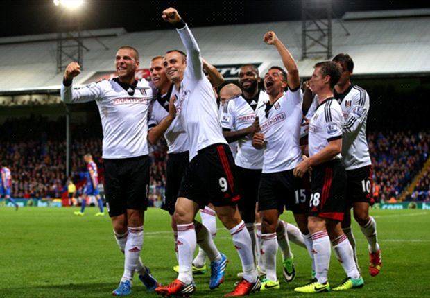 Crystal Palace 1-4 Fulham: Kasami & Sidwell wonder-strikes ease pressure on Jol