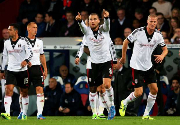 Crystal Palace 1-4 Fulham: Los Cottagers hunden al Palace