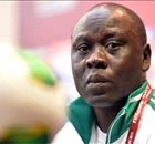 Sulaimon consoles Eaglets after defeat