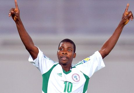 Keshi calls up 3 Eaglets for CHAN