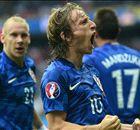 EURO 2016: Magical Modric trumps Barcelona flop Arda