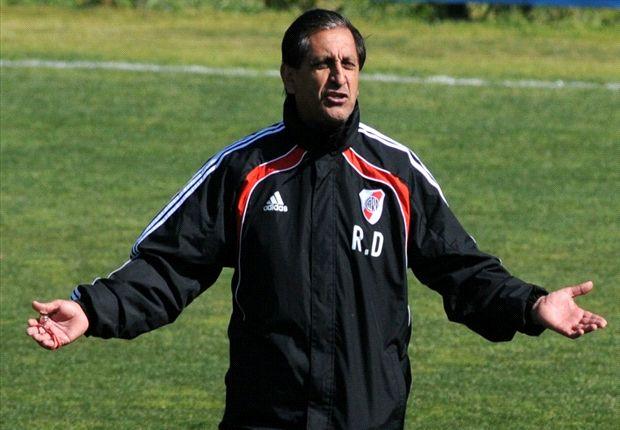 Ramón volvió a hablar de los árbitros, después de un tiempo sin quejas.