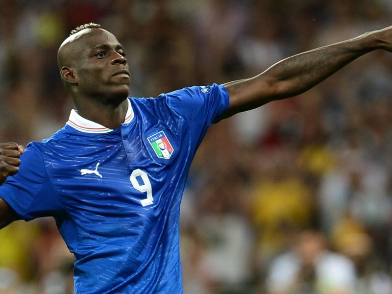 """Zola : """"Balotelli est proche d'un retour en sélection"""""""