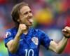 Kroatien: Ohne Modric gegen Spanien?