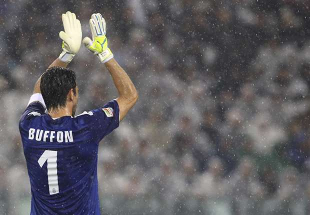 In pictures: Buffon breaks Zoff's Juventus record