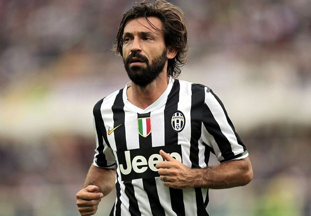Conte: Pirlo should win Ballon d'Or