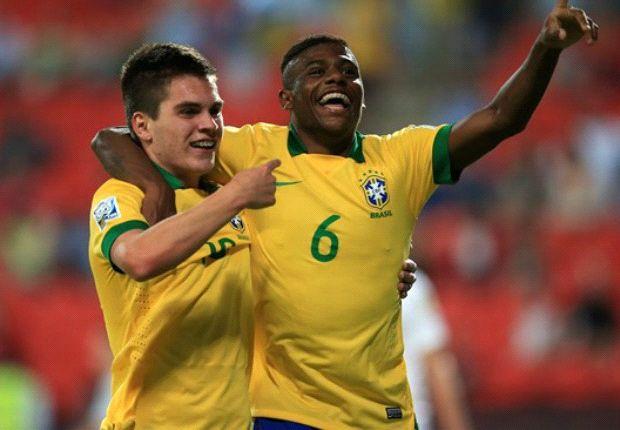 Abner, numero 6, protagonista col Brasile Under 17