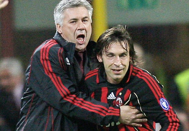 Ancelotti interested in Pirlo