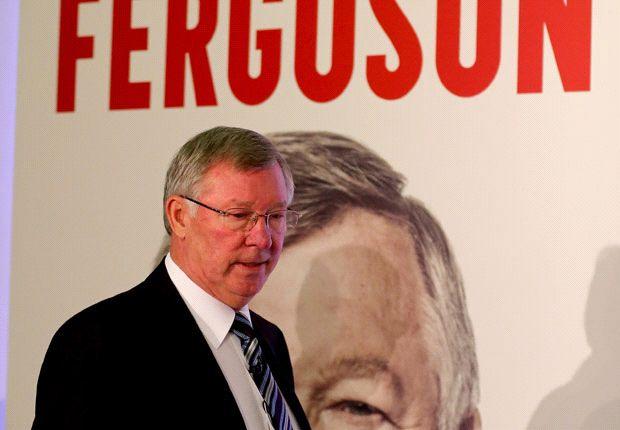 Sir Alex Ferguson, la biografía.