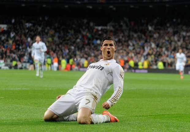Cristiano Ronaldo lleva 55 goles en 94 partidos de UCL